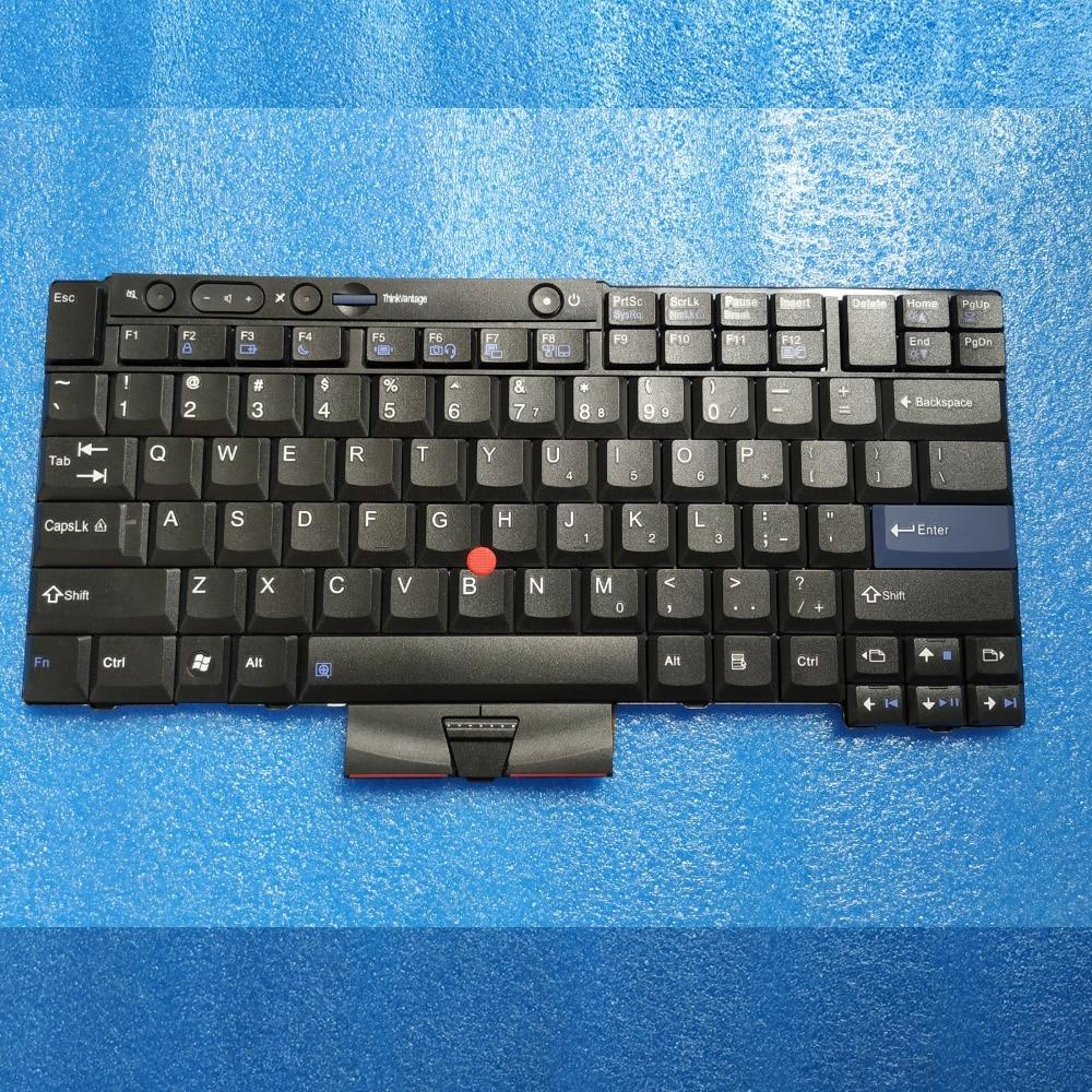 Yeni Orijinal Thinkpad lenovo T510 T520 W510 W520 x220 X220T T400S t410s t410 t420 t420s AB klavye