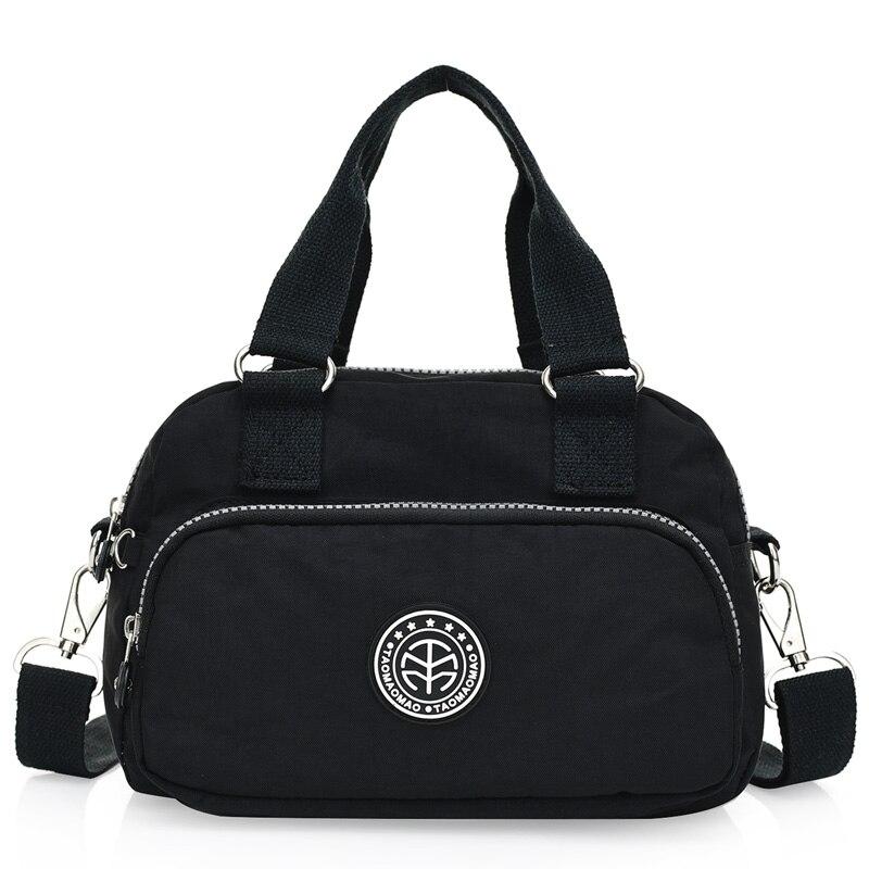 Fashion Women Shoulder Bags Waterproof Nylon Female Messenger Bags Crossbody Bags Tote Quality Handbag