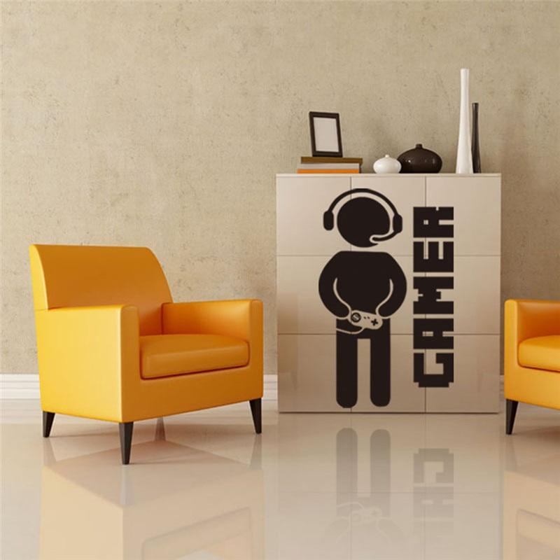 Online Get Cheap Gamer Video Game Aliexpresscom Alibaba Group - Portal 2 wall decals