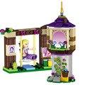 148 UNIDS Ciudad Amigo Faily dicen Rapunzel Enredados Princesa del Mejor Día de Construcción Bloques Compatibles con legoeds