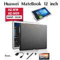 "For Huawei MateBook protective shell HZ-W09 / HZ-W19 12"" tablet combined electricity skull pan Seismic drop protection shell"
