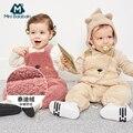 Мини Balabala зимние детские леггинсы для мальчиков и девочек мягкие теплые хлопковые брюки имитация джинсы детские повседневные брюки одежда
