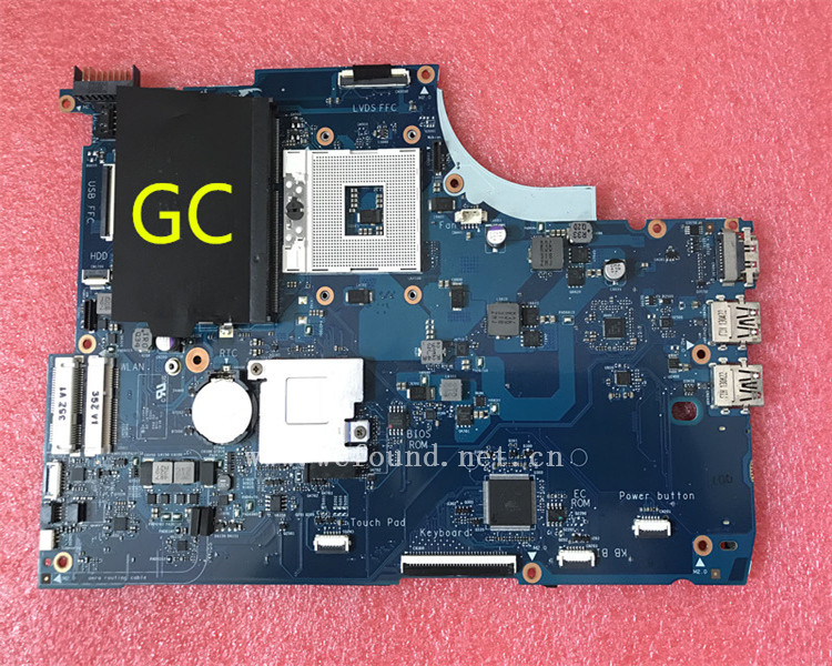 laptop Motherboard For 15-J HM77 720568-501 720568-001 system mainboard Fully Tested 720568 501 for hp envy15 envy15 j laptop motherboard ddr3 720568 001 free shipping 100% test ok