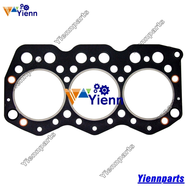 US $102 0 |Aliexpress com : Buy For Mitsubishi 3066 S6K S6KT HEAD gasket  kit for Mitsubishi CAT E320 320C Diesel Engine Spare Parts from Reliable  kit