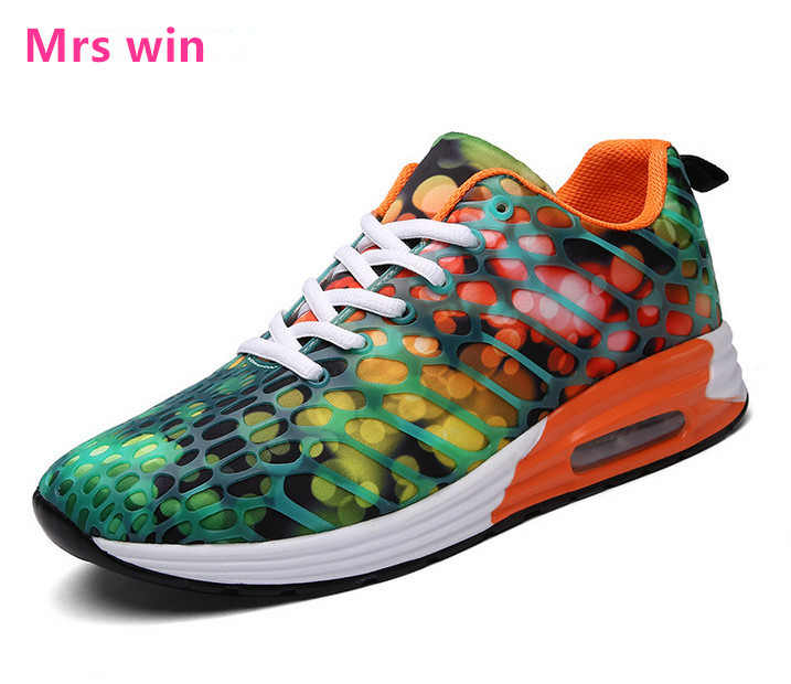 New women font b running b font shoes breathable hommes font b sport b font shoes