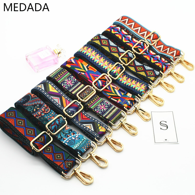 MEDADA Bag DIY Bag Fittings Replacement Shoulder Belt Handbag With Long Band HandleAccessories