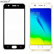 Screen Protector Full Glass OPPO A57 Full Cover Tempered Gla