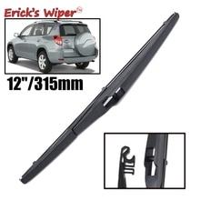 """Erick's Wiper 1"""" Задняя щетка стеклоочистителя для Toyota RAV4 XA20 XA30 2000-2012 лобовое стекло задняя дверь окно"""