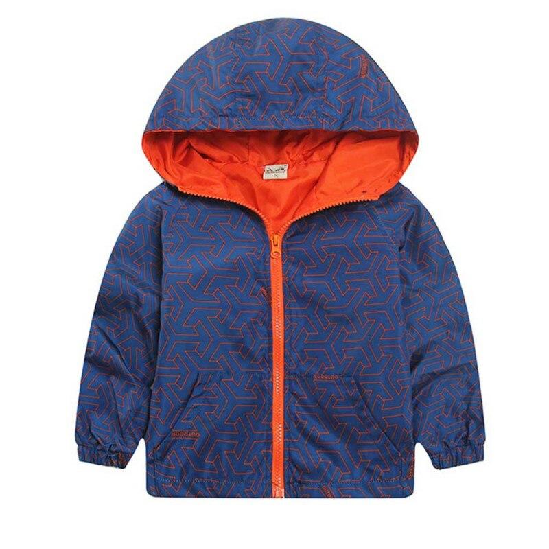 New Kids Manica Lunga Giacca A Vento Unisex Delle Ragazze Dei Ragazzi  Outwear Per Bambini Con Cappuccio Giacche H07 3292625923e2