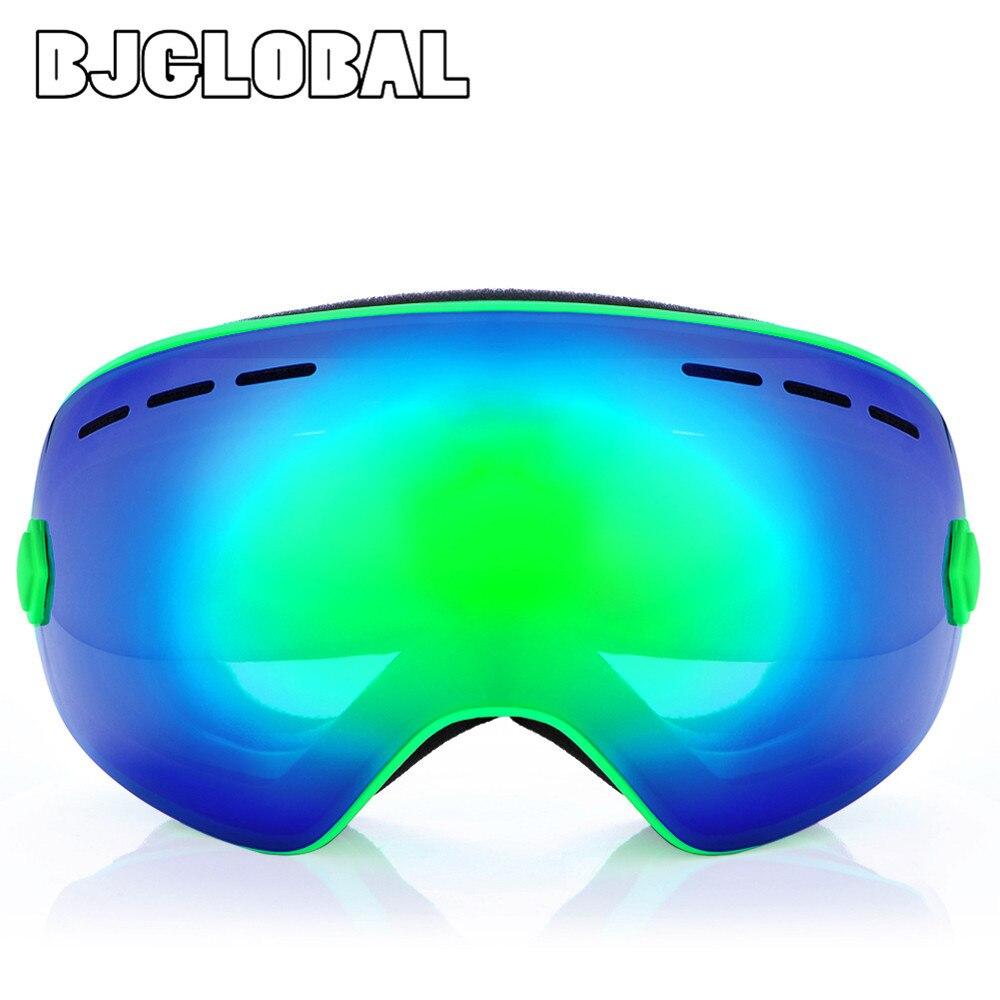 Bjglobal Мотокросс лыжные очки Байк Goggle Гибкая мотоциклов очки Óculos Лыжный Спорт катание солнцезащитные очки сноуборд очки