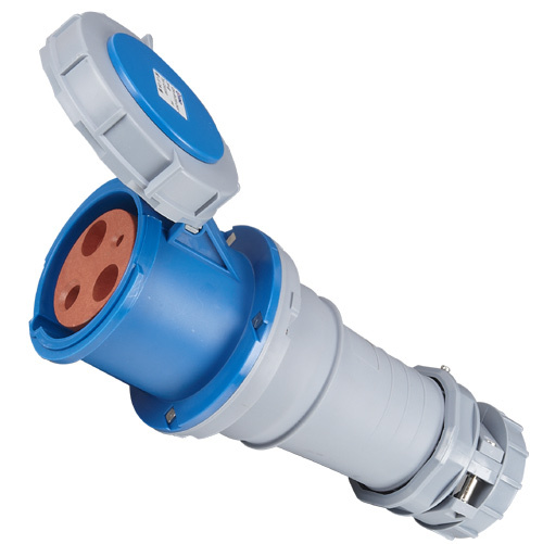 Saipwell Hot Sale ip67 industrial waterproof connector terminal plug and socket 3P 125A SP-3390 лазерное мфу brother dcp l2560dwr