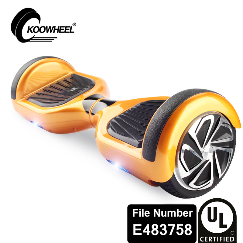 UL2272 Koowheel Hoverboard Skateboard Samsung Battery self balance scooter hoover board electric scratchproof hoverboard