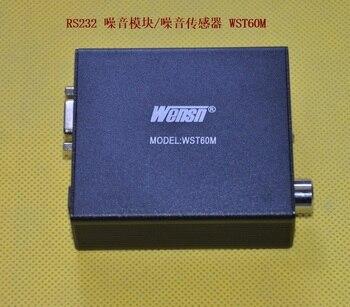 Noise meter module, RS232 communication, wired interface Decibel meter, sound level meter, engineering noise meter, WST60M