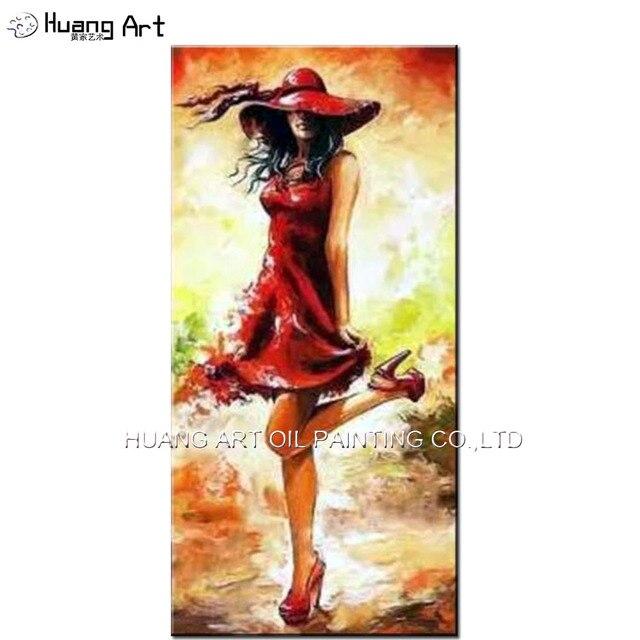 Artiste professionnel fait à la main belle tenue de femme