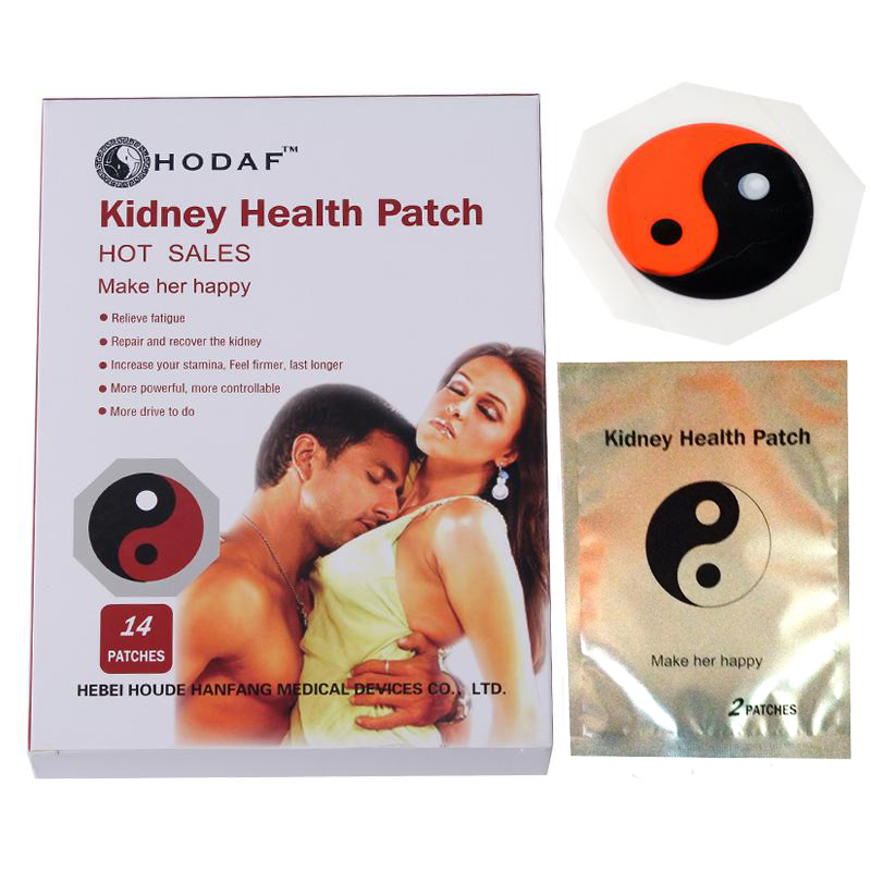 28 pcs/ 2box Male Sex Enhancement Patch Kidney Health Patch Mens Private Parts Dick Kidney Care No Side Effect