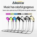 Aihontai Sport Bluetooth Stereo Earphone Bass vioce Wireless Headphones HIFI Headset Airpods For IPhone Samsung fone de ouvido