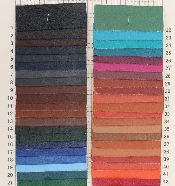 Faux leather per divano/tessuto per le borse hot 1.2mm napa grano ...