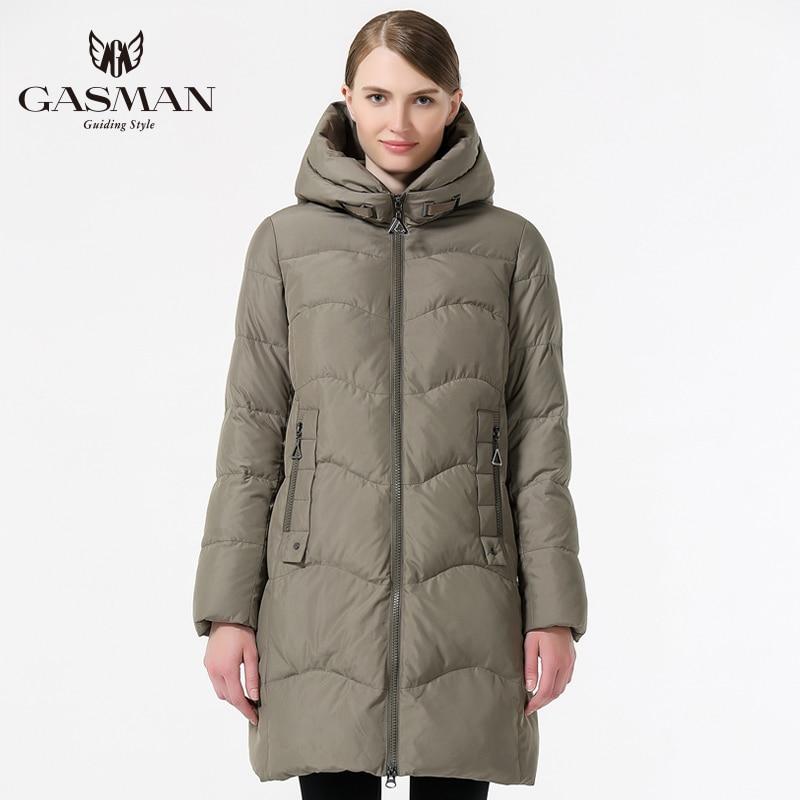 Толстые Пуховики женские зимние с Капюшоном куртка женская зимняя в Европейском Стиле Открытое Теплое Зимнее Пальто женское парка женская