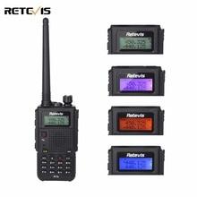 7W Walkie Talkie Retevis RT5 Dual Band Radio VHF/UHF 136-174+400-520MHz 128CH Scan VOX FM Radio 1750Hz Two Way Radio A9108Q