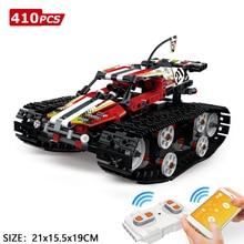 toy hobbies Technic The RC Track sport Race Car Set Building