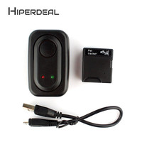 HIPERDEALID Mini Vehicle Car Bike Motorcycle GPS GSM GPRS Real Time Tracker HighQuality For Kids Pet