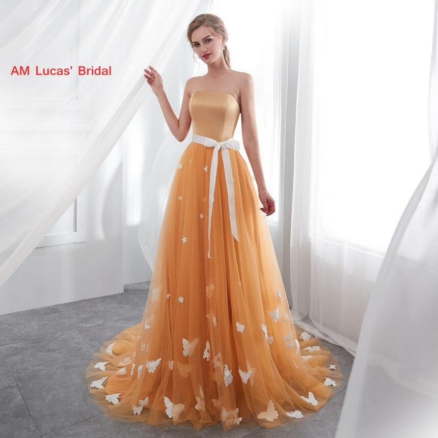 Sexy Long   Evening     Dresses   2019 New Tulle Formal Party Gowns Vestido De Festa
