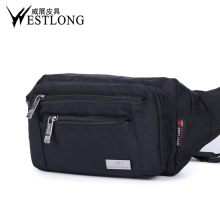 2016 new High quality nylon men's multifunction travel bags funny chest pack men waist pack men waist bag 3935