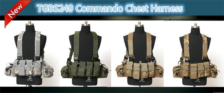 TGBS249 chest harness