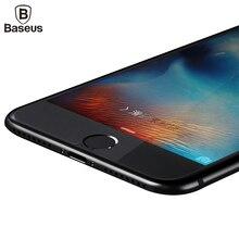 Baseus 0.15 мм Ультра Тонкий Протектор Экрана Закаленное Стекло Для iPhone 7 Край Против Взлома Закаленное Стекло FIim Для iPhone 7 Plus
