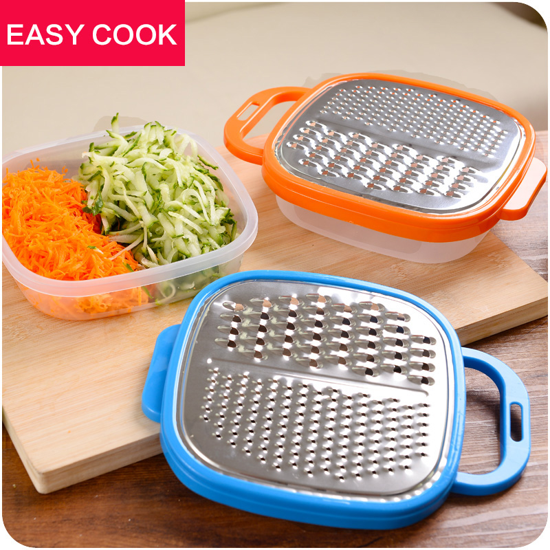 Stainless steel multifunctional shredder paring knife fruits and vegetables grater potato cutting yarn wire