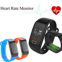 BT4.zero Good band bracelet Coronary heart Fee Monitor Exercise health Tracker Wristband for IOS Android smartphone Distant digicam