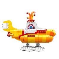 LEPIN 21012 Classic Movie 553Pcs Submarine Ship Toys For Children Creator Bricks Building Blocks Compatible LegoINGlys 21306