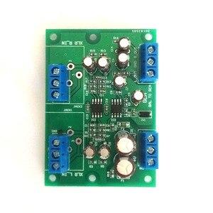 Image 2 - DYKB Stereo XLR dengeli ses girişi dönüşümü RCA ses çıkışı