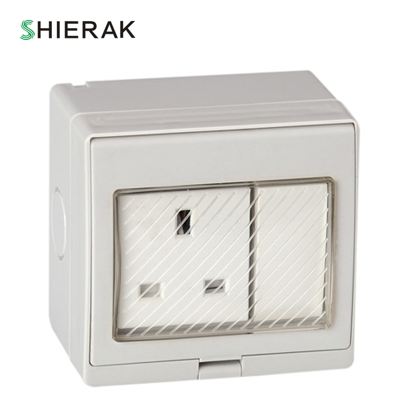 Shierak Cheap Price Israel Standard Power Strip With The Main Switch