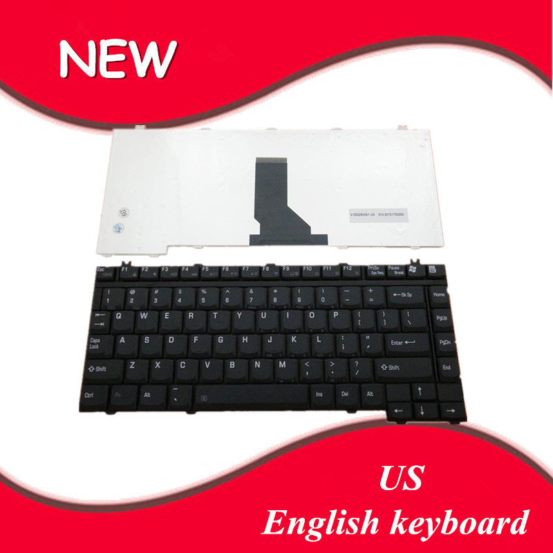 Us Layout English Keyboard For Toshiba Satellite A10 A15
