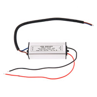 2016 Top Sale 30WAC DC12 24V Low Voltage High Power Supply LED Constant Current Driver Aluminum