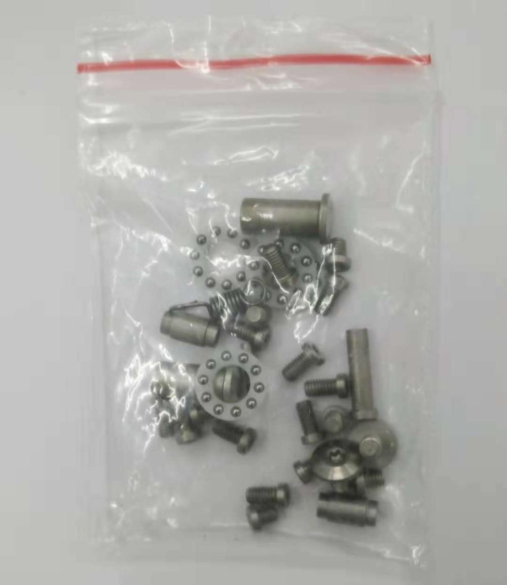 Aluminum Spacers / Extra Part Kit For Maxace Banshee