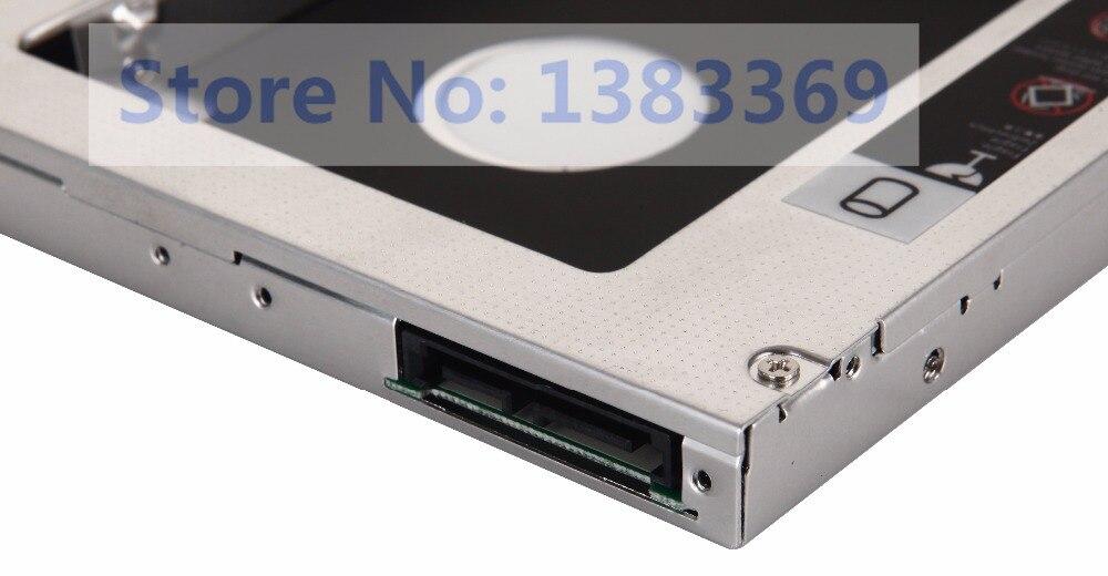 NIGUDEYANG 2nd Hard Drive HDD SSD Caddy for Samsung np350v5c-s04cz np300e7a  NP55op5c-s02aau