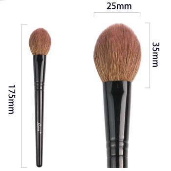 Ailinmi WG-SERIES Face Brushes - Fluffy-Cheek 14 Tapered-Face 21 Angled-Contour 22 Tapered-Highlight 23 - Makeup Blending Tools 4