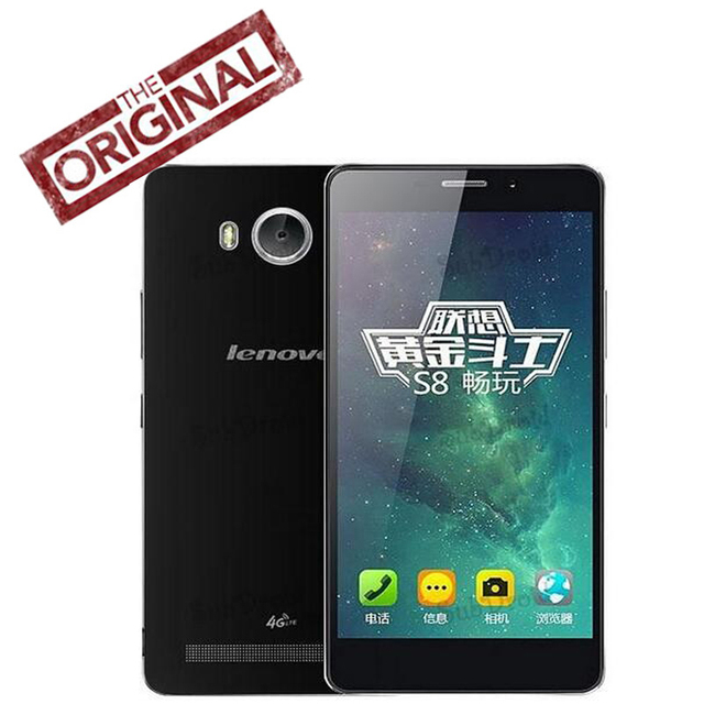 Original New Lenovo A5600 Phone Android 5.1 MTK 6735P 1.0GHz Quad Core 1G RAM 8G ROM 5.5inch 720P 8.0MP camera LTE 4G