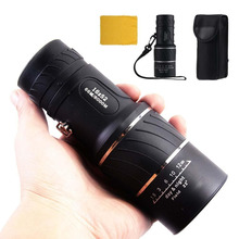 New Arrival Day & Night Vision 16x52 HD Optical Monocular Hunting Hiking Telescope