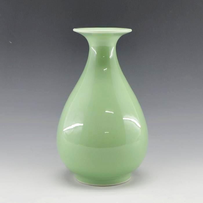 Φτηνές Oriental Celaon PorcelaiN κεραμικό αγγείο - Διακόσμηση σπιτιού - Φωτογραφία 1