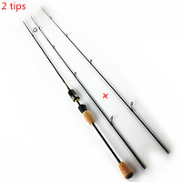 562 ul lure rod high carbon 40T stream fishing Trout Rod 0.8 5g lure weight 1.68m free shipping