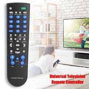 Image 5 - באיכות גבוהה 1Pcs טלוויזיה שלט רחוק נייד סופר גרסה בקר עבור טלוויזיות LED LCD אלחוטי טלוויזיה שליטה מרחוק אוניברסלי