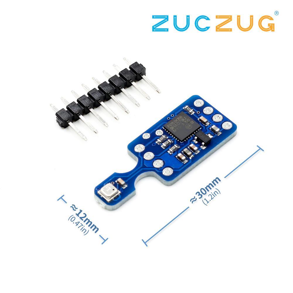 GY-MCU680V1 BME680 Sensor Module Temperature And Humidity Air Pressure Air Quality IAQ MCU680 Module