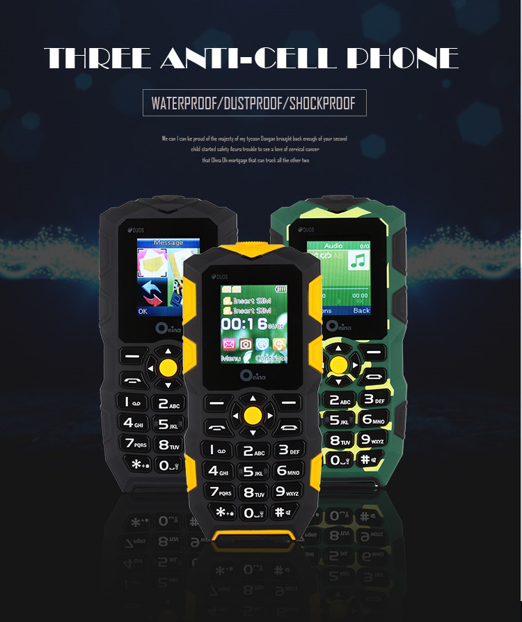 XP1 Rugged Phone  (33)