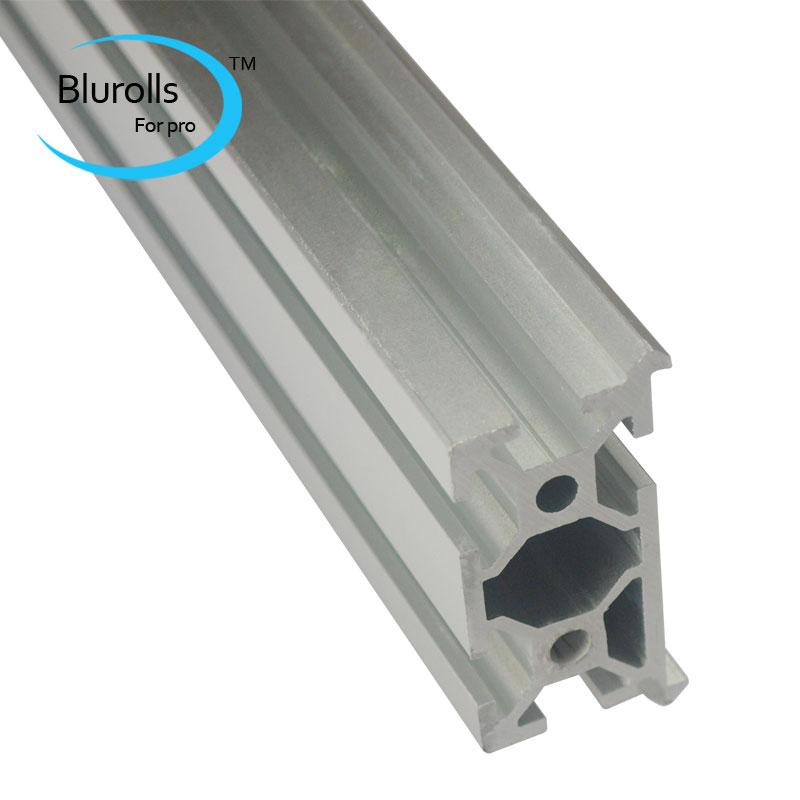 Niewiarygodnie DIY CNC mill frame Aluminum Profiles MakerSlide Extrusion 200 mm YR38