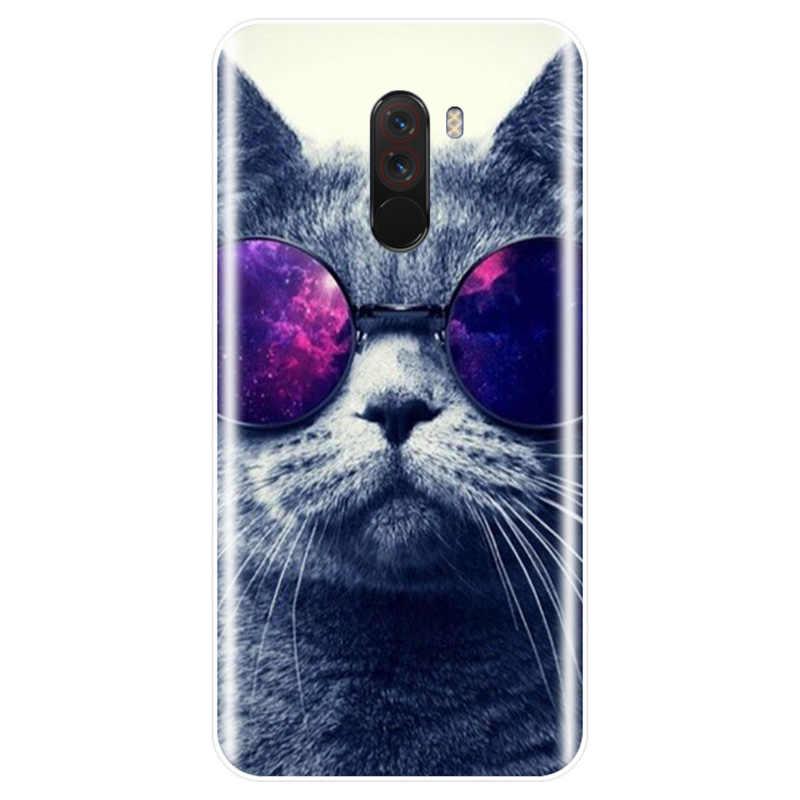 Черная кошка, глаза крышки Чехлы для мобильного телефона из мягкого силикона с случай для redmi Примечание 4, 5, 6, 7, обратите внимание на 4X 5A 5 6 для redmi 4 4A 4X 5A 5 PLUS 6 S pro 7