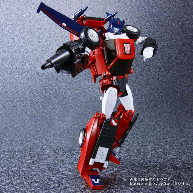 (IN STOCK) Toy TakaraTomy Masterpiece MP26 Road Rage W/Collectors Coin HK Version - No after-sale Service - No Choose Box