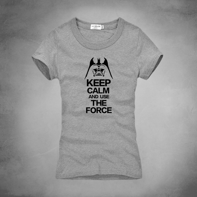 Star Wars Women T-Shirt – Keep Calm